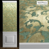 Nextwall Timeless Finishes Wallpaper