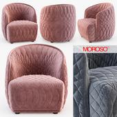Moroso Redondo small armchair