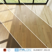 ITALON ELEMENT WOOD 20x120