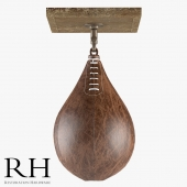 Vintage Boxing Pear 2 Restoration Hardware