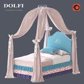 """Bed """"Dolfi"""""""