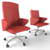 Executive Office Chair Set