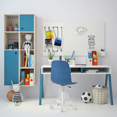 Children's furniture Nidi 02