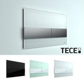 Flush panels TECE square