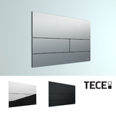 Flush panels TECE square 2