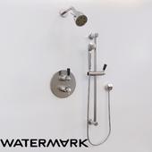 Watermark Designs, Thermostatic Shower / Hand Shower Kit