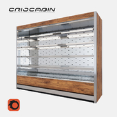 Refrigerated showcase Criocabin ETHOS