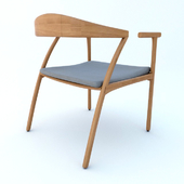 BENGALA CHAIR by Guilherme Wentz