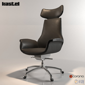 Kastel Kriteria Executive armchair