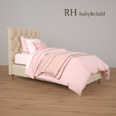 CHESTERFIELD TUFTED BED from Restoration Hardware