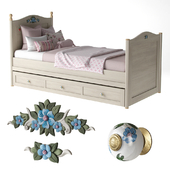 Cilek Flora Bed 20.01.1301.01