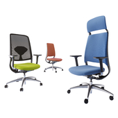 Office Chair Kinnarps Salida