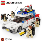 LEGO Ghostbusters №21108
