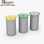 TULIP Waste sorting bin 230