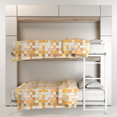 Transforming Bed for kids \ Bed transformer for children