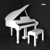 Grand piano Orla grand 310 white