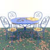 Garden Table Lilli