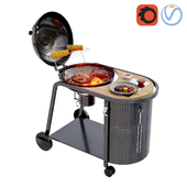 Kinley grill set