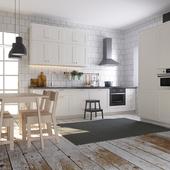Kitchen IKEA SOVEDAL (SÄVEDAL)