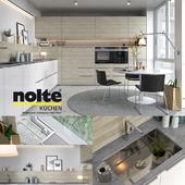 Кухня NOLTE Artwood (vray GGX, corona PBR)