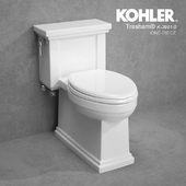 KOHLER_Tresham_One-Piece Toilet