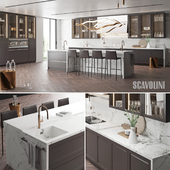 Кухня Scavolini Carattere