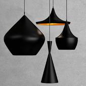 LIGHT TOM DIXON BLACK & COPPER