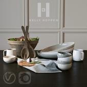 Kelly Hoppen   Tableware