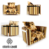 CAVALLI MANHATTAN ARMCHAIR