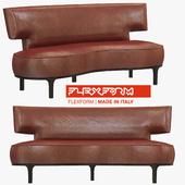 Flexform Drop sofa