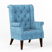 Blue Berry Chair