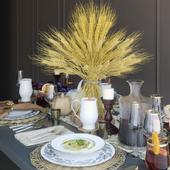 Table setting 19