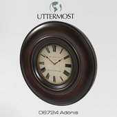 Wall Clock Uttermost 06724 Adonis