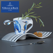 Villeroy-boch.caffe animals of the world.