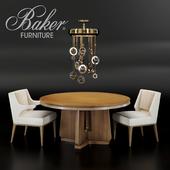 BAKER furniture set
