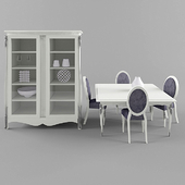 charlotte table and chair