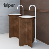 CONTROSTAMPO | Falper Washbasin and bathtub