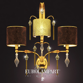 WALL LAMP EUROLAMPART GUENDA