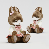 Soft toy Hare