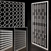Decorative partition 2