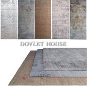 Carpets DOVLET HOUSE 5 pieces (part 28)
