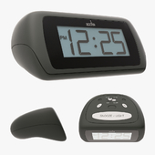 Acctim 12343 Auric Alarm Clock,