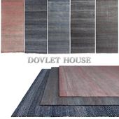 Carpets DOVLET HOUSE 5 pieces (part 36)