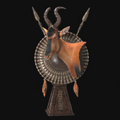 Kaama (Red hartebeest)