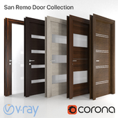 Collection of Italian Doors San Remo