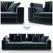 Minotti/Leonard/DIVANO CM 293