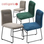 Calligaris Greta chair metal base