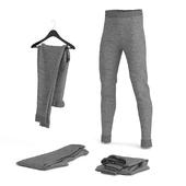 Moleton Pants