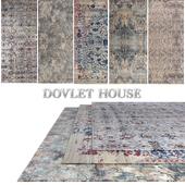 Carpets DOVLET HOUSE 5 pieces (part 37)