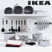 Ikea 365+ Cookware collection
